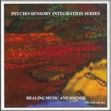 Обложка программы Jeffrey Thompson - Psycho-Sensory Integration 4