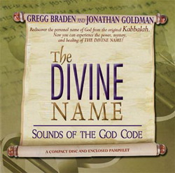 Обложка альбома Jonathan Goldman - The Divine Name: Sounds of the God Code