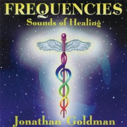 Обложка альбома Jonathan Goldman - Frequencies Sounds of Healing