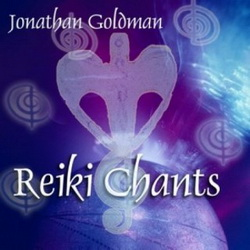 Обложка альбома Jonathan Goldman - Reiki Chants