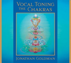 Обложка альбома Jonathan Goldman - Vocal Toning The Chakras