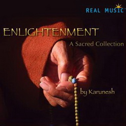 Обложка альбома Karunesh - Enlightenment A Sacred Collection